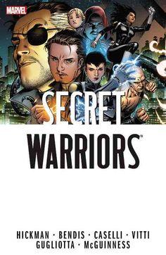 Marvel Secret Warriors 1