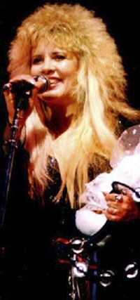 STEVIE NICKS. HER MUSIC: Tour Archive 1987-1988 Stevie Nicks Tour, Billy Burnette, Rick Vito, Tango In The Night, Seven Wonders, Beautiful Voice, Fleetwood Mac, Love Her Style, Her Music
