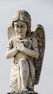 Escrevinhando: O que a Bíblia NÃO diz sobre anjos