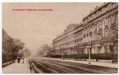 Inverness Terrace London Street Photography, Notting Hill, Inverness, West London, Terrace, Travel, Balcony, Viajes, Patio