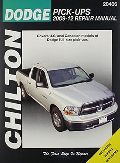 Chiltons ford pick ups 1997 03 expedition navigator 1997 12 chilton total car care dodge pick ups 2009 2012 repair manual chiltons total fandeluxe Image collections