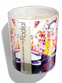Rodial Limited Edition Mary Katrantzou Candle - Erin Flaherty Loves Floral Scented Beauty - Marie Claire