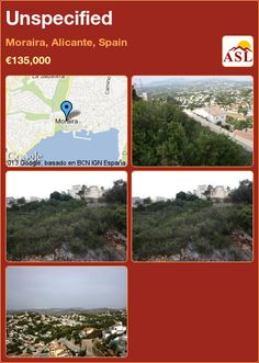 Unspecified in Moraira, Alicante, Spain ►€135,000 #PropertyForSaleInSpain
