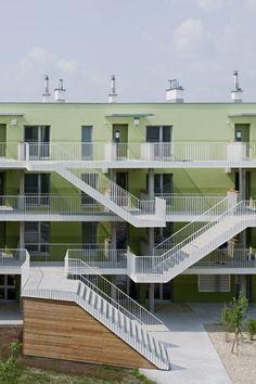 Social Housing - 121 units | AllesWirdGut                                                                                                                                                                                 Mehr
