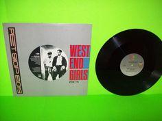 Pet Shop Boys West End Girls Vinyl 12