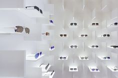 Bolon Eyewear store by Ippolito Fleitz Group, Shanghai – China » Retail Design Blog