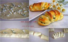 Συνταγές για μικρά και για.....μεγάλα παιδιά: Τυροπιτένια ρολίνια ...διαφορετικά!