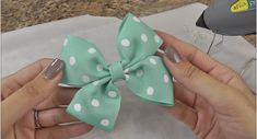 These are the BEST easy diy hair bow tutorial. Download and Save this ideas about The 20 Best Ideas for Diy Hair Clippies  Now