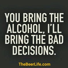 Please bring beer! Check out TheBeerLife.com!