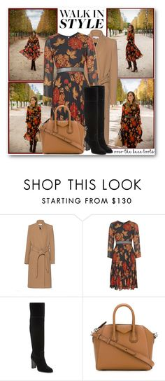 """""""Fall Footwear:  Over-The-Knee Boots"""" by brendariley-1 ❤ liked on Polyvore featuring IRO, Topshop, MICHAEL Michael Kors, Givenchy and Boots"""