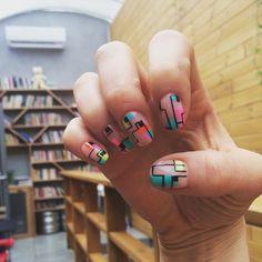 "Polubienia: 21.5 tys., komentarze: 113 – Julia K. (@maffashion_official) na Instagramie: ""@mani_mani_nails #notokrotkie  #maffashionnails"""