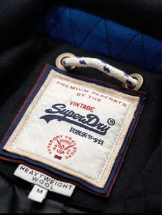 SUPERDRY LABEL
