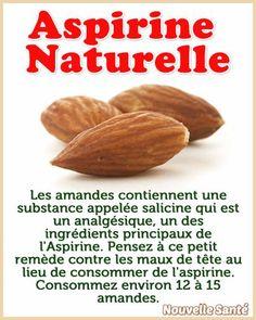 Aspirine naturelle http://www.santeplusmag.com