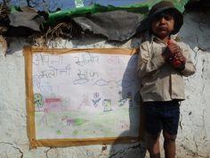 6 positive emotions reinforced at slum