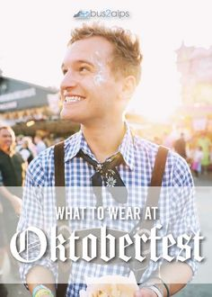 Not sure what to wear at Oktoberfest? Lederhosen are more than just a costume. Check out our guide to dress like a local. Mens Lederhosen, Munich Oktoberfest, German Outfit, Dirndl Dress, One Day I Will, I Want To Travel, Modern Outfits, First World, What To Wear