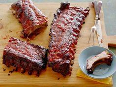 Oven BBQ Pork Ribs