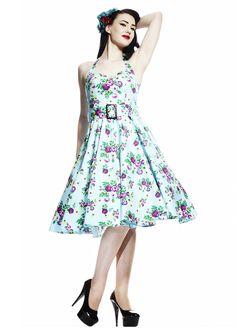 Soho's - Hell Bunny May Day Dress, £34.99 (http://www.sohos.co.uk/hell-bunny-may-day-dress/)