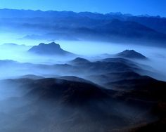 Blue Andes (by Marclim)