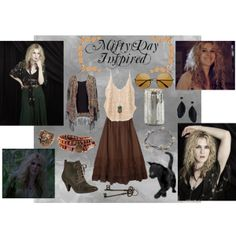 "♥ ♥ ♥ ""Misty Day"" by californianflower on Polyvore"
