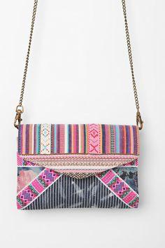 Kimchi Blue Envelope Crossbody Bag