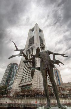 The Landmark Tower -- Yokohama, Japan