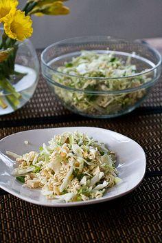 Japanese Ramen Salad | Flickr - Photo Sharing!