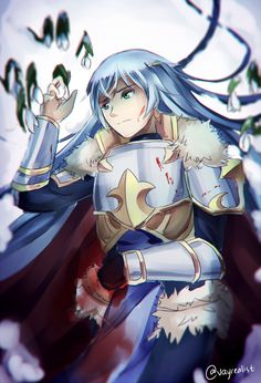 Brave Frontier - Snowdrop by Vayreceane on DeviantArt Brave Frontier, Flower Meanings, Some Pictures, Cool Words, Fanart, Deviantart, Anime, Fictional Characters, Fan Art