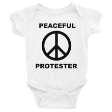 Peaceful Protester Onesie (scheduled via http://www.tailwindapp.com?utm_source=pinterest&utm_medium=twpin)