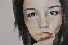 #art #print #portrait #watercolor #color #painting #littlegirl #girl #sketch #impression #original #sigth #взгляд #принт #портрет #акварель #живопись #принт #цвет #оформление #интерьер #оформлениеинтерьера #лицо #принт #портрет #графика #дизайн