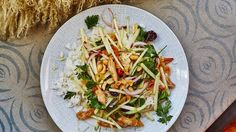 Thai Chicken Salad Recipe - Bon Appétit Recipe | Bon Appetit