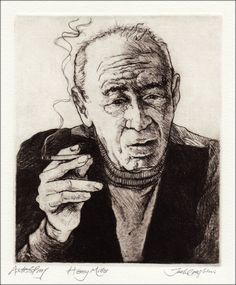"""""""Develop interest in life as you see it; in people, things, literature, music -- the world is so rich, simply throbbing with rich treasures, beautiful souls and interesting people. Forget yourself.""""  Henry Miller"""