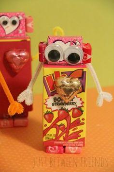 robot valentine tutorial