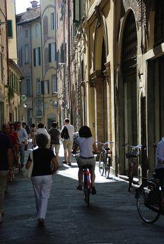 Lucca (Toscane/Italie)