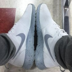 Roshe Run ID's.  Dope.