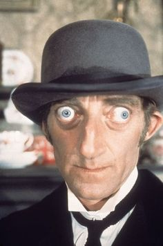 Marty Feldman in The Adventure of Sherlock Holmes' Smarter Brother (1975)
