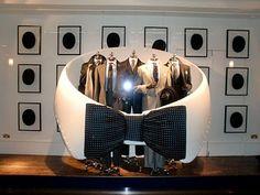 Fashion Window Displays | Vicky's Visual Merchandising Musings: London's Christmas Windows 2009