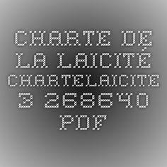 Charte de la laicité