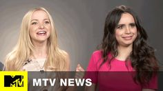 Dove Cameron & The Cast Of 'Descendants' Sing Their Favorite Disney Song...