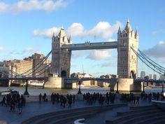 London Bridge London Bridge, Tower Bridge, Scenery, Travel, Viajes, Landscape, Destinations, Traveling, Paisajes