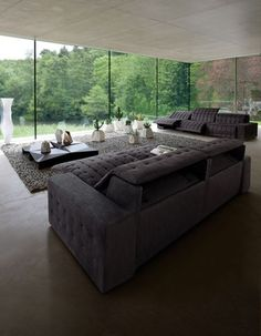 Canap s on pinterest for Roche bobois canape lit