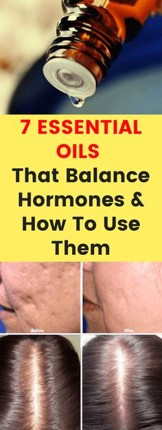 7 ESSENTIAL OILS THAT BALANCE HORMONES & HOW TO USE THEM – healthycatcher