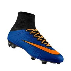 Nike Mercurial Superfly (Game Royal/Atomic Mango)