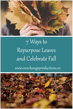 There are so many good uses for the fall leaves. Instead of packing them away in…