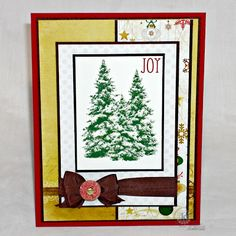 Designs by Lisa Somerville: Snowy Pines and Kitchen Sink Stamps Pre Thanksgiving Day Sale Info
