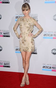 Les looks des American Music Awards à Los Angeles