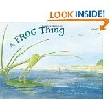 A frog thing - use with K-2 to help explain hopes and dreams!