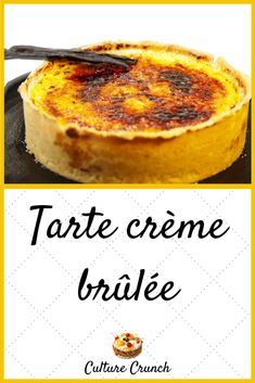 Desserts With Biscuits, Sweet Pie, Creme Brulee, Diy Food, Pie Recipes, Cornbread, Sweet Tooth, Baking, Ethnic Recipes