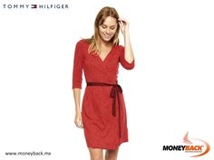 MONEYBACK MEXICO. This striking dress by Tommy Hilfiger is what you're looking to highlight your appeal. On your next trip to Mexico buy in Tommy Hilfiger and save taxes with Moneyback! #moneyback www.moneyback.mx