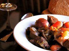 Leek 'n  Lamb Stew (meal in One Pot). Photo by GaylaJ