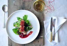 Cranberry and apple cider pork belly from Fisher & Paykel Social Kitchen